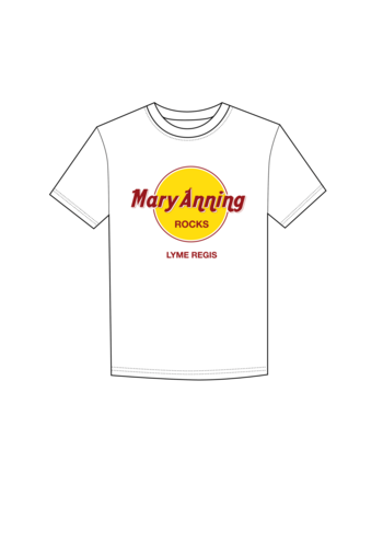 Mary Anning Rocks T-shirt